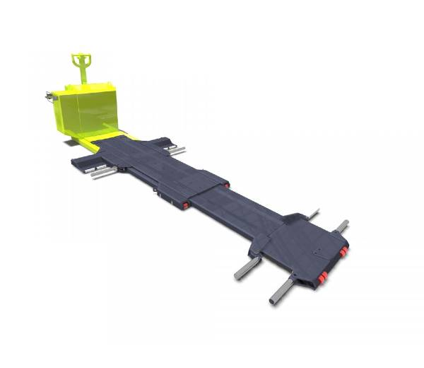 CARTRACT 4, vehicle mover with 4-wheel drive